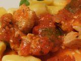 Krůtí kousky v rajčatové omáčce recept