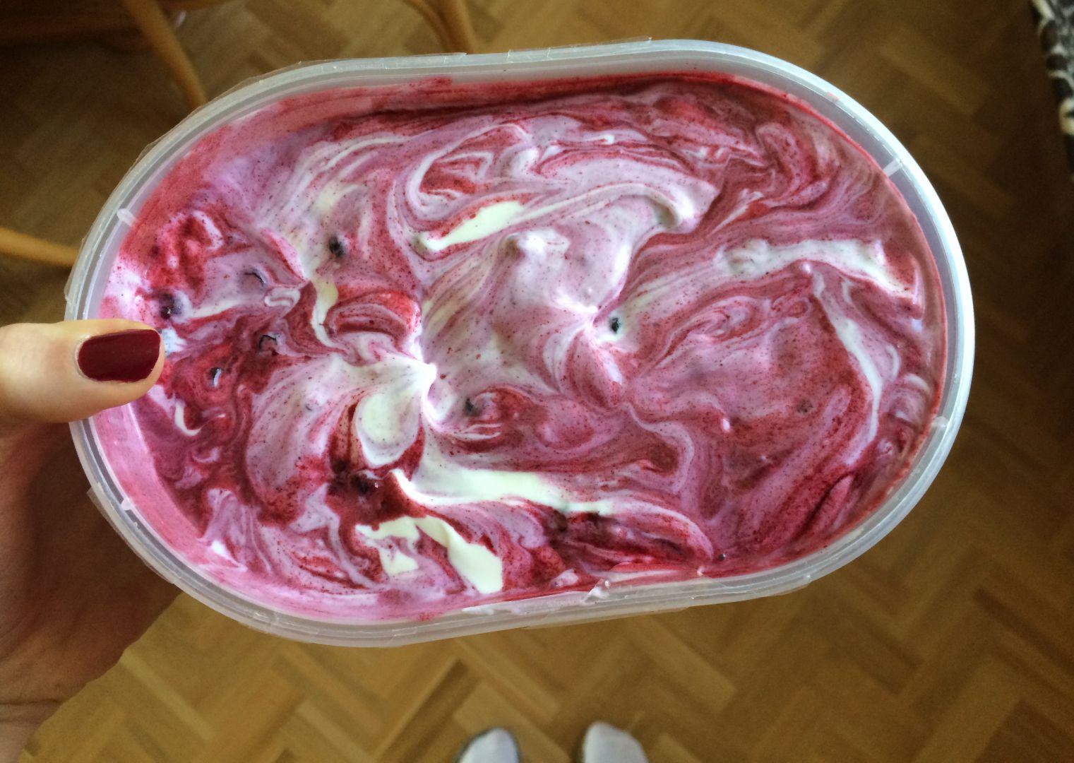 Domácí ovocná zmrzlina recept