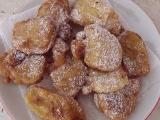 Banánové kousky v kokosovém těstíčku recept