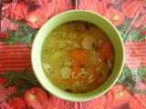 Skřivánková polévka recept