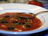 Rajská česnečka recept