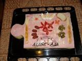 Slaný dort  Svačina recept
