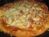Pizza podle Dáši. recept