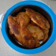 Jemnější kuřecí řízek recept