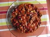 Houbové chilli recept