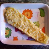 Cuketa zapečená se sýrem recept