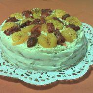 Palačinkový dort recept