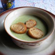 Brokolicový sýrový krém recept