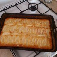 Jablečný hrnkový koláč recept