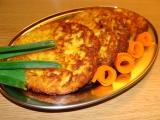 Bramborovo-mrkvové placky recept