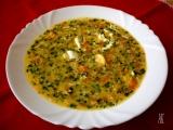 Vydatná polévka s vůní bylinek recept