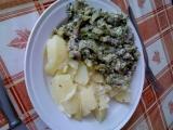 Brokolice se žampiony recept