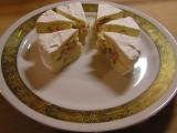 Studený sýrový dezert recept