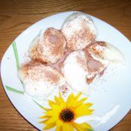 Meruňkové knedlíky bez vážení recept