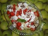 Tvarohové noky s jahodovou zálivkou recept