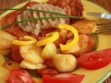 Vepřové plátky v těstíčku s jablkovým pyré recept