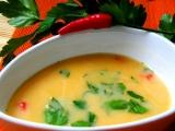 Polévka ze sladkých brambor / batátů /s kokosovým mlékem recept ...