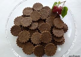 Ořechovo-lněné perníkové sušenky (bez lepku, mléka a vajec ...