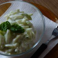 Křehký okurkový salát recept