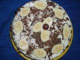 Jablkový dort s ořechy a čokoládou recept