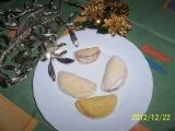 Vánoční škebličky recept