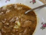 Falešná dršťková polévka recept