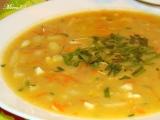 Povelikonoční polévka z vařených vajec recept