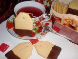 Sušenky k čaji Čajový sáček recept