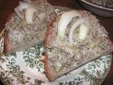 Pomazánka ze sušených hub recept