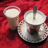 Bílý sladký jogurt recept