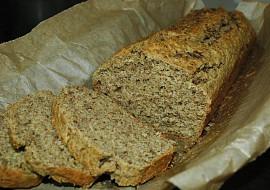Bezlepkový kmínový chleba se lněným semínkem recept ...