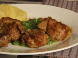 Krůtí a kuřecí výpečky recept