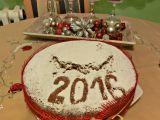 Řecký novoroční koláč  Vasilopita recept
