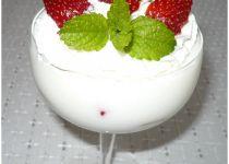Ovocný kefír recept