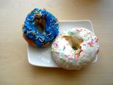 Pečené donuty recept