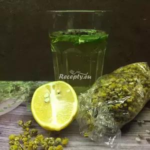 Domácí ledový čaj s bylinkami recept  teplé nápoje
