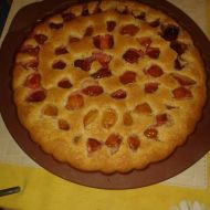 Blumový koláč recept