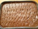 Čokoládový piškot 2 recept