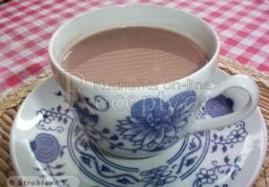 Velmi jednoduchá a extrémně dobrá horká čokoláda