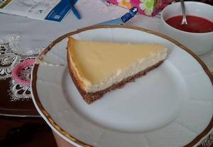 Domácí Cheesecake