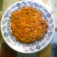 Pikantní maďarské lečo speciál s uzeninou recept