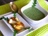 Krémová polévka z rukoly recept
