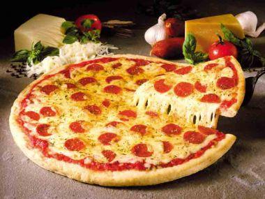 Nekynutá pizza