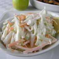 Jablkovo-celerový salát recept