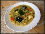 Zeleninová rychlá polévka recept