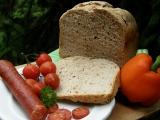 Česnekový chléb s cibulkou recept