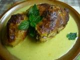 Mátové kuře recept