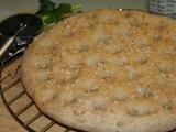 Focaccia se šalvějí z domácí pekárny recept