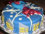 Dort Spiderman recept