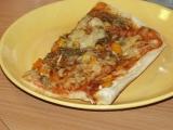 Pizza se zeleninou recept
